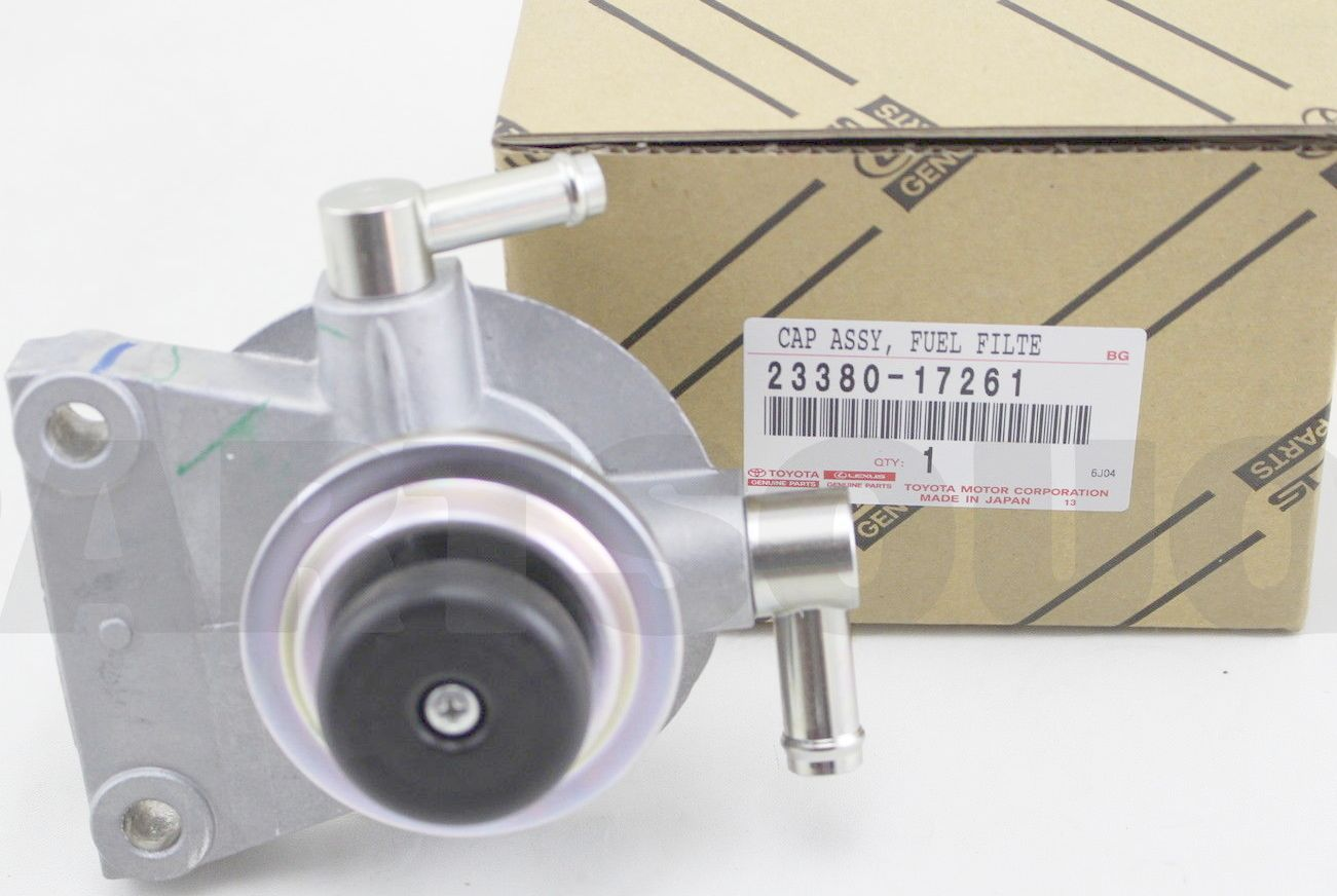 hight resolution of genuine toyota landcruiser 80 series fuel filter