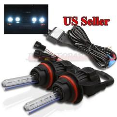 Xentec Hid Wiring Diagram 9007 Modern House Uk Headlight Harness Plug