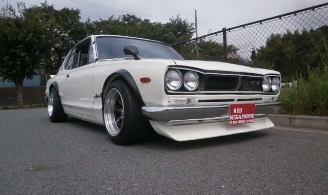 1972 Hakosuka Gtx Gt R Skyline Jdm Cars
