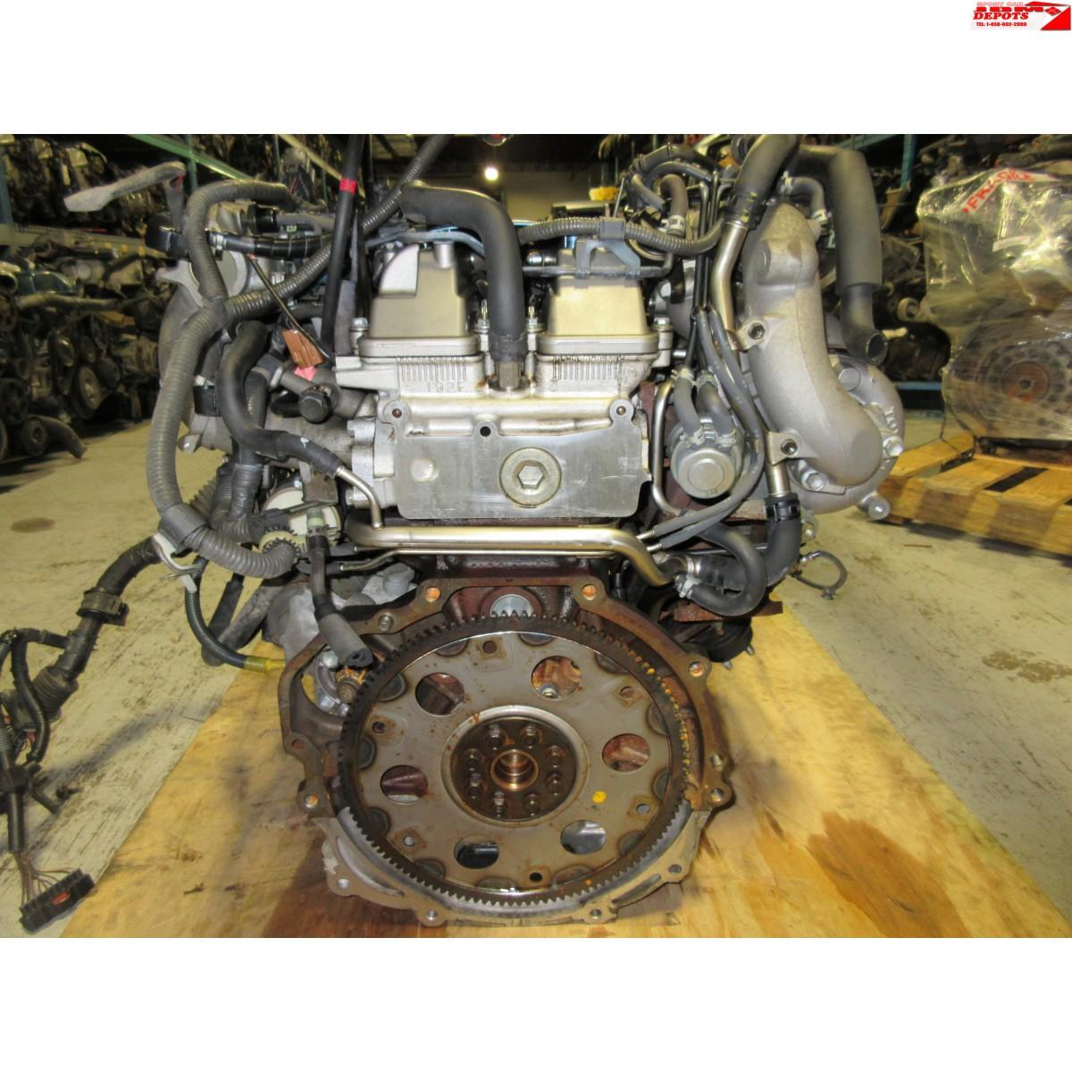 Supra Twin Turbo Vvti Engine Trans And Wiring Only Jdm 2jzgte 2jz