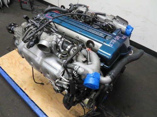 small resolution of jdm toyota supra aristo 2jzgte vvti twin turbo engine automatic toyota transmission wiring