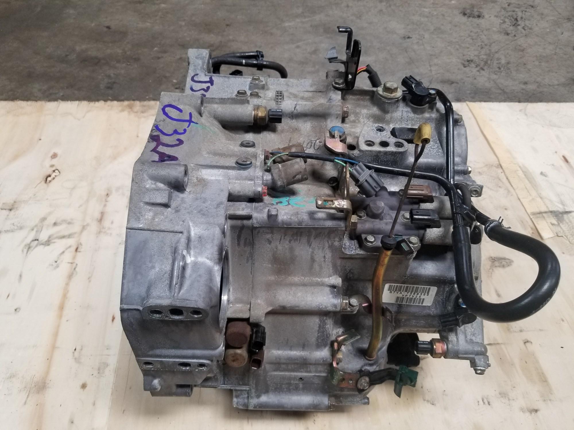 hight resolution of j32 b7va 1998 1999 acura tl base 3 2l automatic transmission jdm j32a