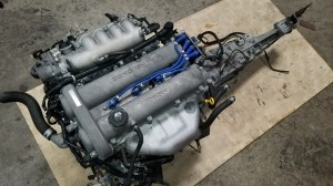 BP5A 1999 2000 Mazda Miata MX5 18L JDM BP5A Engine with 6