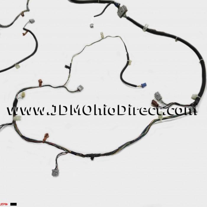 JDM DC2 Integra SiR-G RHD Floor and Rear Harness Set