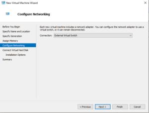 Creating first HyperV VM 05