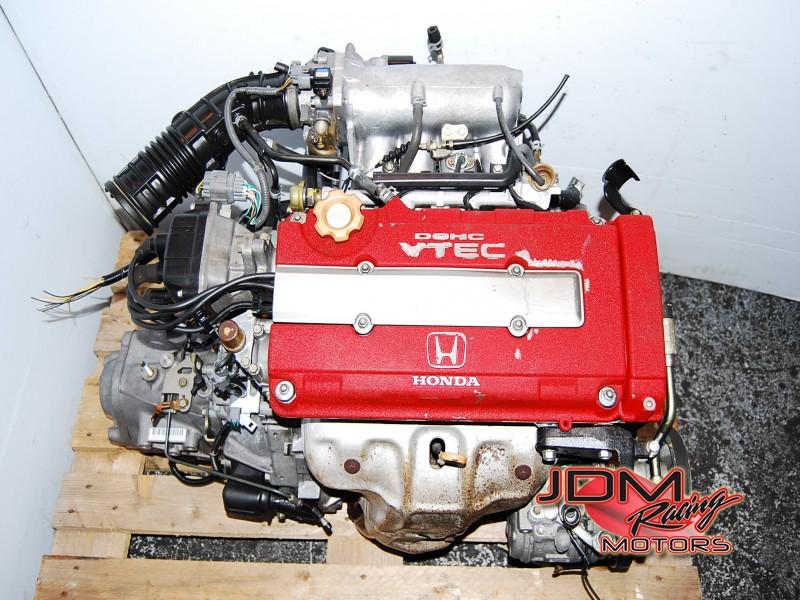Honda B16a