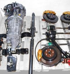 jdm 6 speed sti transmissions 43 item title impreza wrx 5mt manual transmissions [ 1936 x 1296 Pixel ]