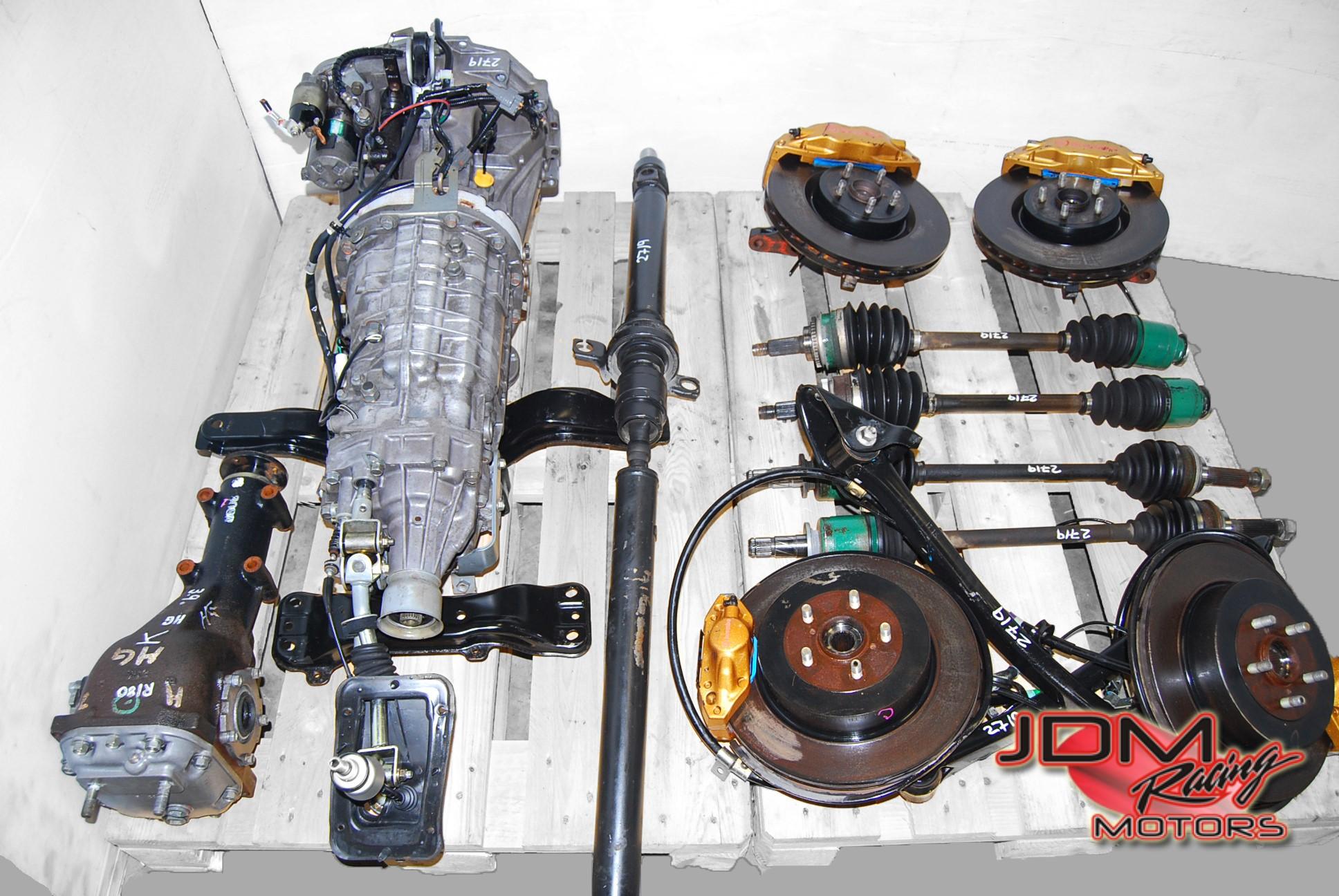 hight resolution of jdm 6 speed sti transmissions 43 item title impreza wrx 5mt manual transmissions