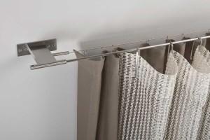 rideaux crochets pour corniches