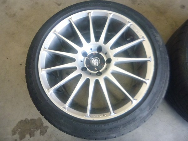 "17"" X 8"" 5 114.3 32 Linea Sport Multi Spoke Alloy"