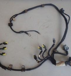 maserati coupe 4200 gt m138 f1 transmission wiring loom harness 184916 j086 [ 1290 x 968 Pixel ]