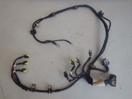 small resolution of maserati coupe 4200 gt m138 f1 transmission wiring loom harness 184916 j086