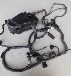 details about porsche cayenne turbo 9pa engine bay fuse box wiring harness 7l5971072ac j095 [ 1290 x 968 Pixel ]