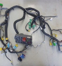 details about honda integra dc5 type r dash wiring loom harness junction box jdm [ 1382 x 1037 Pixel ]