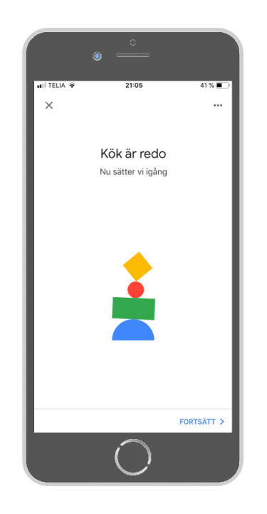 Google Home - Google Home Mini är redo
