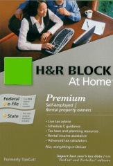 Photo H&R Block At Home Premium