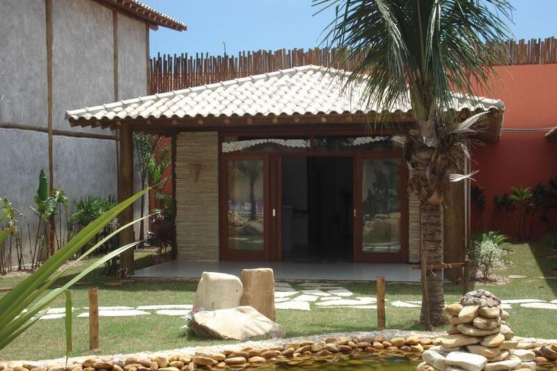 JDO  Construes Rsticas  Residncias Casa de madeira casa de eucalipto eucalipto rolio construo em eucalipto Cobertura de Santa