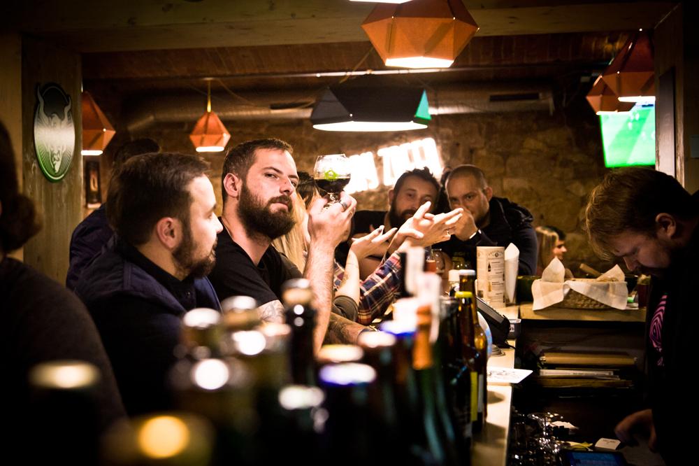 Szybkie randki w pubie