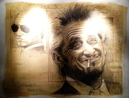 Sean Penn by S. Krüger