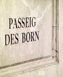 Passeig des Born