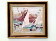 Joan Antoni Fuster Valiente - El puerto 1931