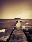 Cruising up front Anima Beach...