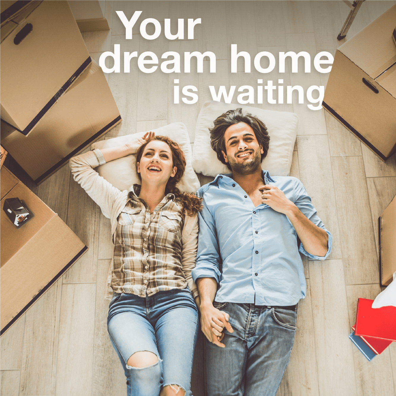 Your Dream Home Is Waiting!