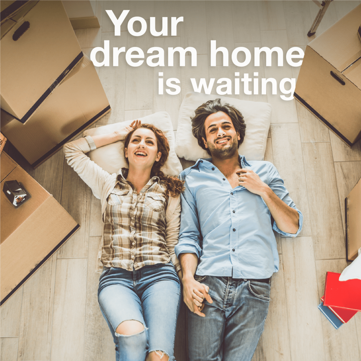 Dream Home Is Waiting