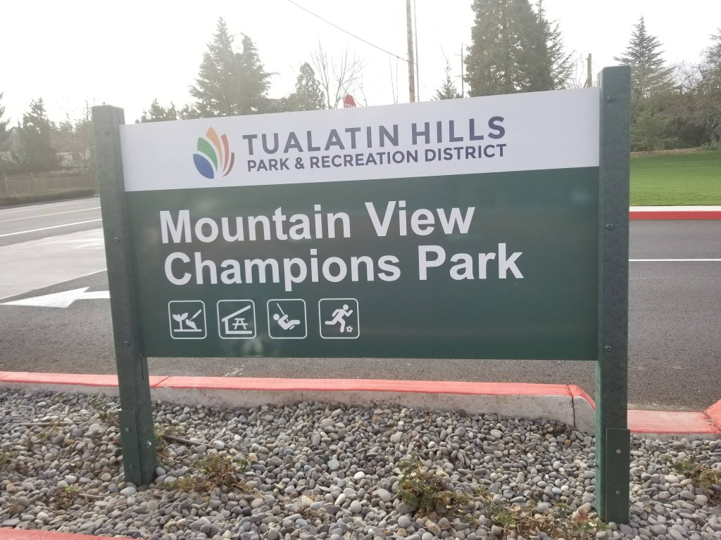 Mountainview Champions Park