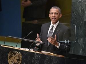 Obama at UN