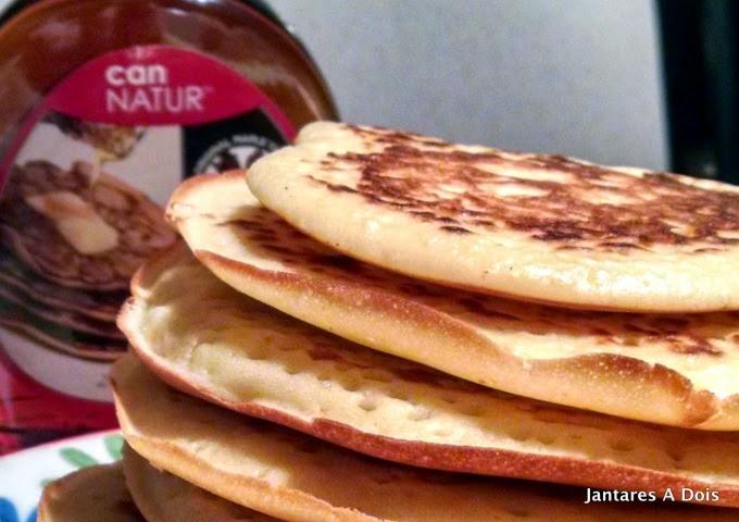 Panqueca Doce: Seu café da manhã mais gostoso