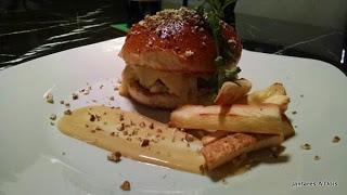 Hambúrguer de Carne com Nozes