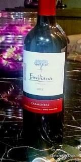 Emiliana Carmenere 2013