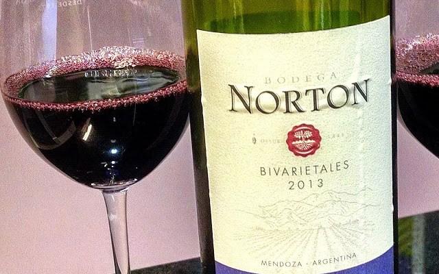 Vinho Tinto Norton Malbec/Merlot 2013
