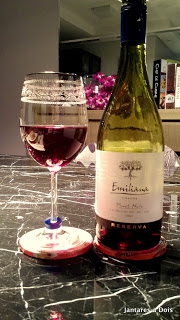 Tinto Chileno Emiliana Pinot Noir