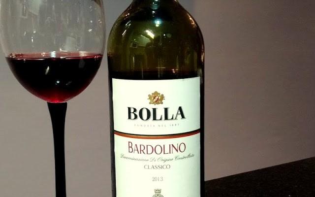 Bardolino: Tradicional Tinto Italiano