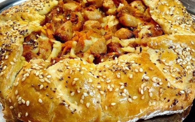 Torta de Frango: Uma Deliciosa Opção para seu Lanche da Tarde