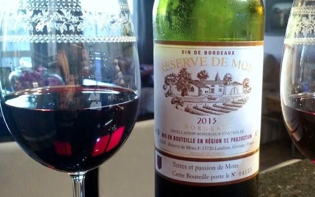 Mais um Bordeaux deixando sua história em nossas memórias