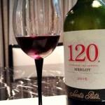 Vinho 120 Merlot