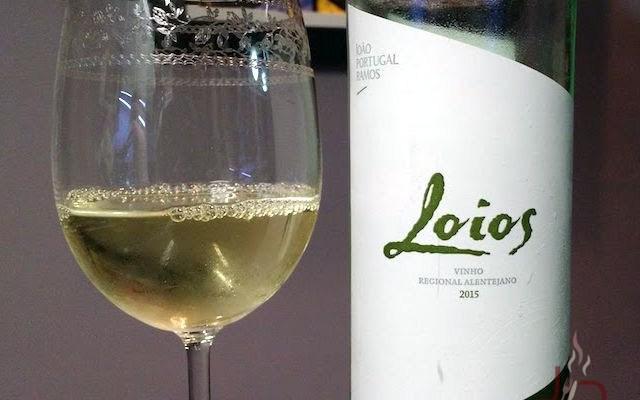 Loios Branco: Vinho Regional Alentejano