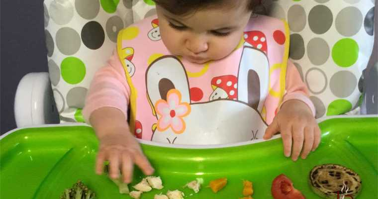 Como é a introdução alimentar por BLW?