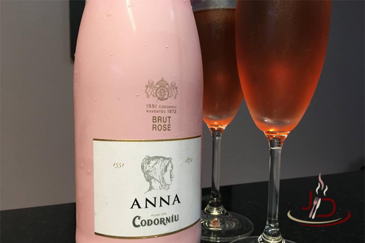 Espumante rosé Anna de Codorníu