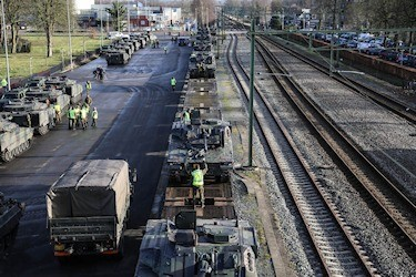 Amerika heeft het voor elkaar: Nederlandse troepenmacht naar Polen