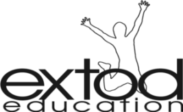 EXTOD education logo