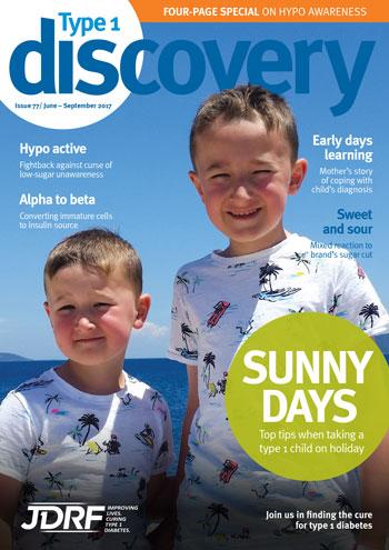 Type 1 Discovery magazine