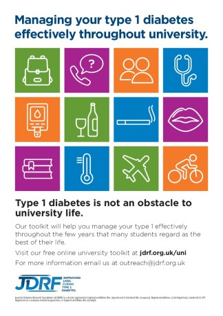 University toolkit for type 1 diabetes