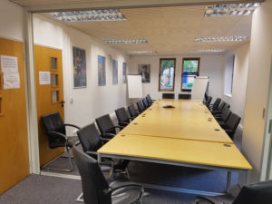 Combined meeting room