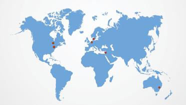 JDRF around the world
