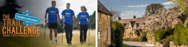 Thames Ridgeway walk in Oxfordshire