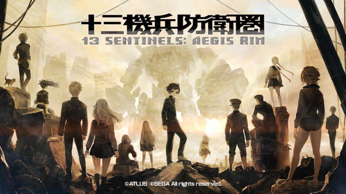 13 Sentinels - Aegis Rim sur JDRPG.FR